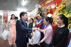 Tết sum vầy – Ngày hội Công nhân – Phiên chợ nghĩa tình Xuân Tân Sửu 2021