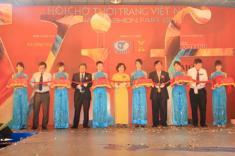 VIFF 2012: Vũ điệu sắc màu – thời trang Việt