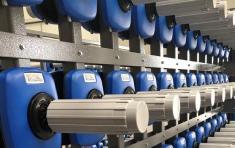 Cygnet Texkimp ra mắt hệ thống ống tháo sợi cuộn