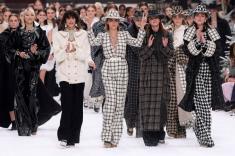 Sự lên ngôi của những bộ trang phục vải Tweed