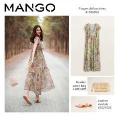Mango kết hợp cùng Đại sứ thương hiệu Thanh Hằng trong BST Xuân Hè 2019