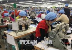 Nhiều doanh nghiệp dệt may sụt giảm đơn hàng